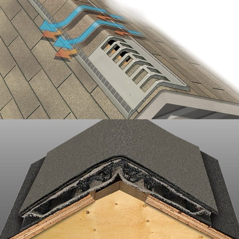 Is Your Roof Leaking Could The Ridge Vent Be The Problem