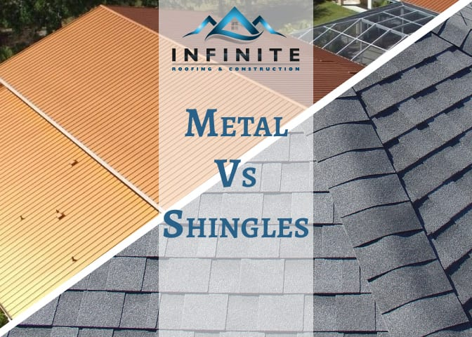 Metal Roofing Vs Shingles