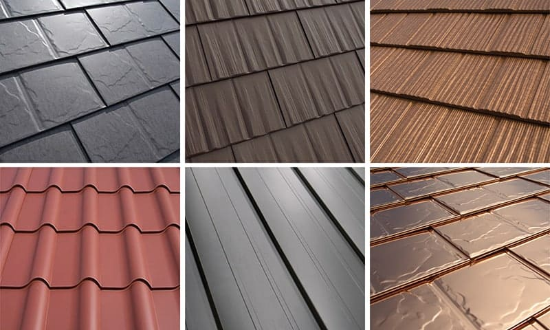 Roofing Materials - Choose the right look for your property