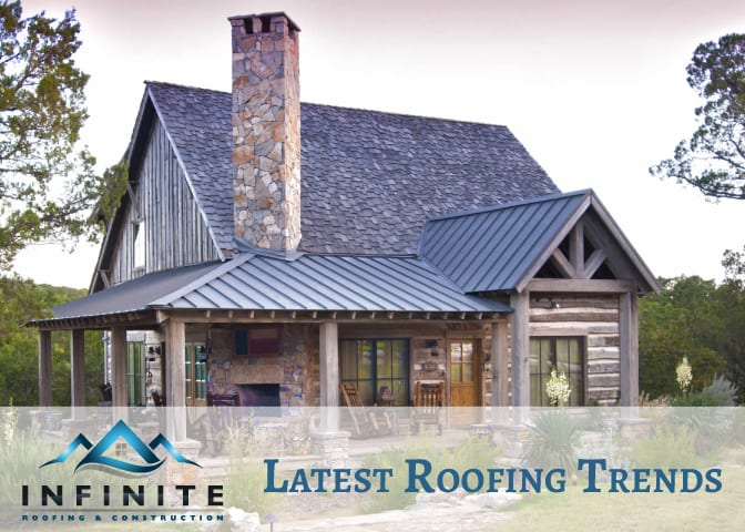Latest Roofing Trends In The Roofing Industry
