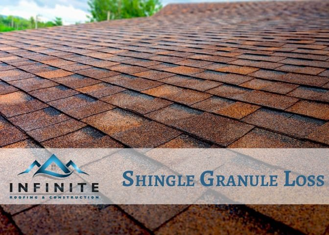 Shingle Granule Loss