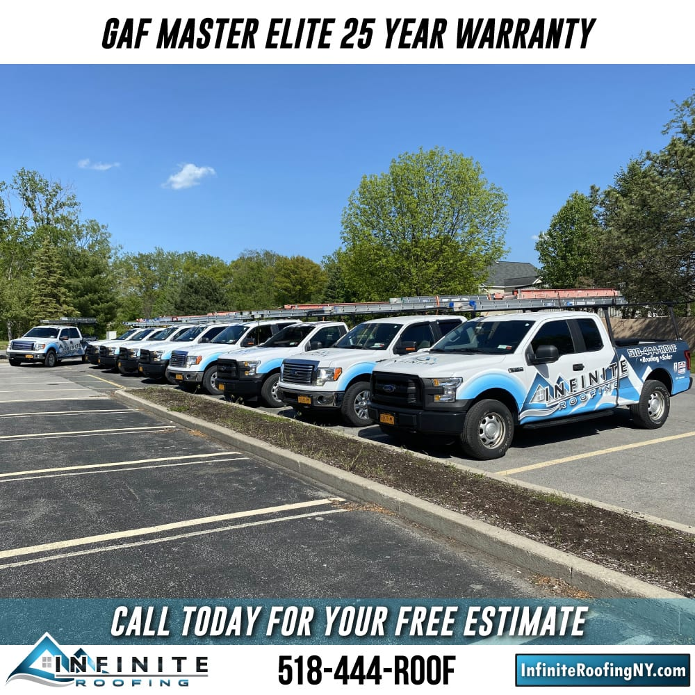 Infinite Roofing GAF Master Elite Infinite Roofing